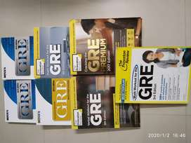 GRE Maths and Verbal