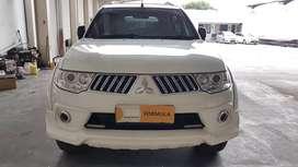 Mitsubishi Pajero Exceed Limited At 2013 putih