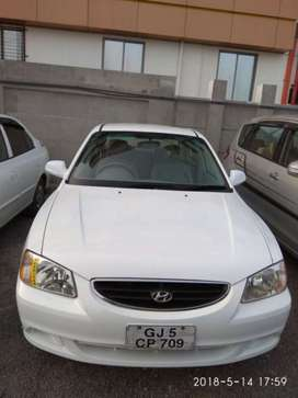 Hyundai Accent Executive, 2010, Cng