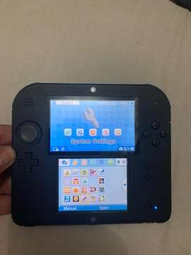 Nintendo 2Ds memory 4gb no box