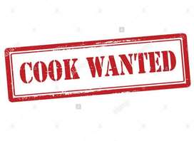Female cook wanted