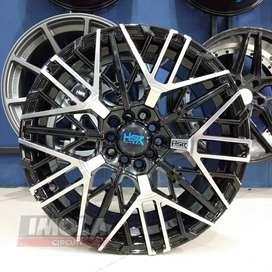 Pelg mobil racing murah r16 HSR wheel baut 5x100 dan 5x114,3 Gresik