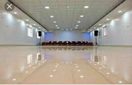 Showroom ke liye hall for rent near C block on road 2000 square feet i