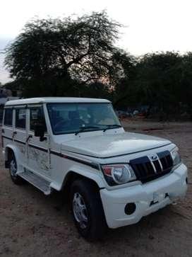 Mahindra Bolero SLE BS IV, 2016, Diesel