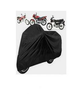 Bike Cover For Honda CD 70 And 125 Rubber Coated
