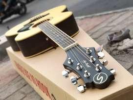 Gitar Akustik Greg bennet GOM - 120 NS