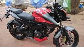 Ns200 (owner is a patient so urgent sale, Red colour )