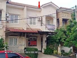 Dijual Rumah 2 Lantai Siap Huni di Komplek Grand Garden Palembang