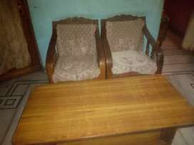 Sofa with dinning