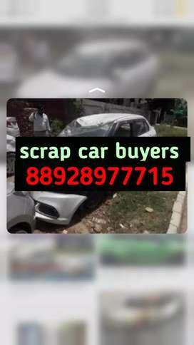 BUYER'S _ SCRAP CARS BUYER'S OLD