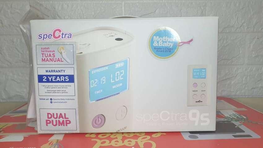 Breast Pump Spectra 9s (Alat Pumping)