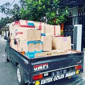 carter pick up, jasa angkutan barang, & pengiriman barang  kota malang