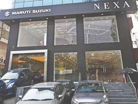 LUDHIANA 900 sqft to 3500 sqft Showroom/Shops spaces  for LEASE