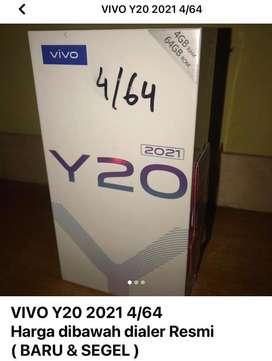 VIVO Y20 4/64 GB 2021