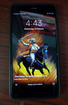 REDMI NOTE 4 with STUNNING CONDITION,(4gb+64gb)No Scratch,6 months old
