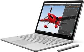 Microsoft Surface Book 13  Core i7 6th Generation Laptop