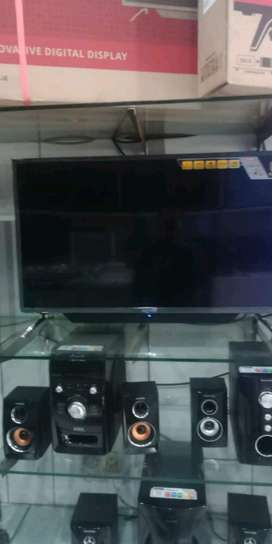LED tv polytron Digital tv 43""