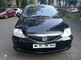 Honda City E, 2004, Petrol