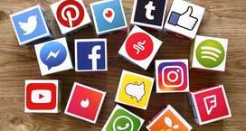 job in M.N.C compony ... who have full knowledge about social media