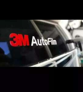 kaca film mobil dan gedung dll