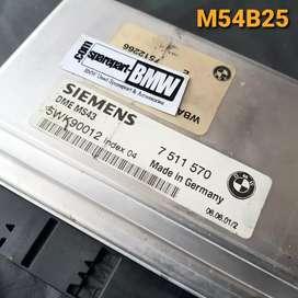 ECU set EWS transponder BMW E39 520i 525i M54 thn 01-04