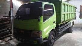 Jual 2 Unit Hino Dutro Dump truk 2017