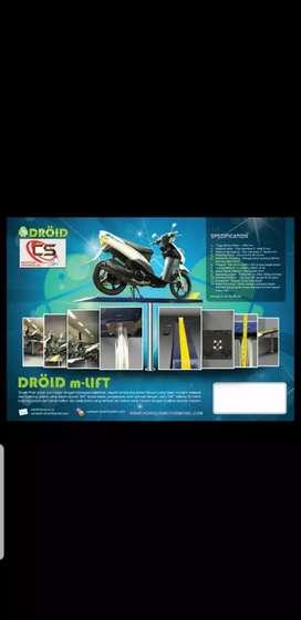 Peralatan Cucian Sepeda Motor 2 Hidrolik