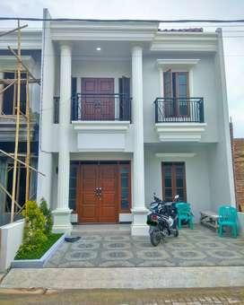 BRAND NEW at JAGAKARSA JAKARTA SELATAN, Rumah keren dijual UNIT BARU