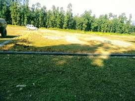 Plot for sale in dhoomnagar, bhauwala