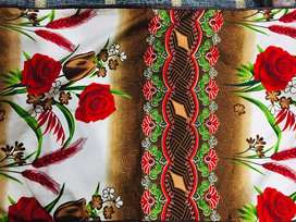 New bedsheet for home decorate