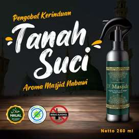 Parfum Aroma Masjid Nabawi & Masjidil haram