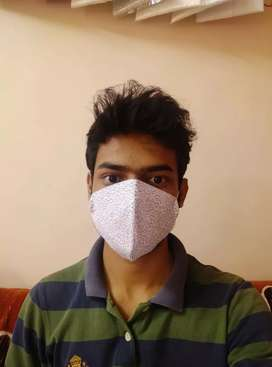 Rs. 30 Cotton Masks Washable