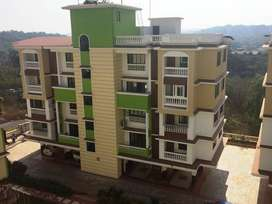 PORVORIM : DEVASHRI ROYALE 2BHK FLAT FOR RENT WITH PRIVATE TERRACE