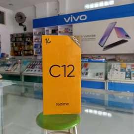 Obral Hp Realme C12 ram 3/32 New