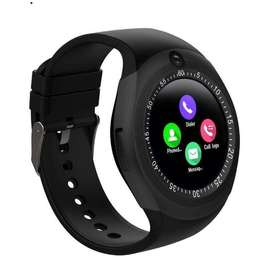 Smart Watch Y1 with GSM slot for iOS and Android