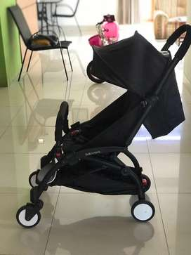 Preloved stroller bersih jarang dipakai seperti baru