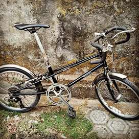 Sepeda minivelo mixte Minion minitrex Made in Japan