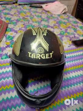 Company helmet in good condition without glass