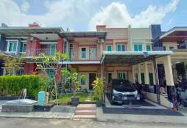 Rumah Semi Furnished di Perum Centre Batam Center