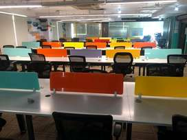Lavish 50-80 Seater Furnished Office For Rent At New Palasia