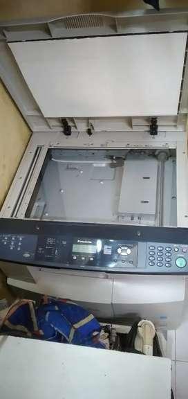 Panasonic Xerox machine