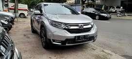Honda crv 1.5 turbo prestige  at th 2017