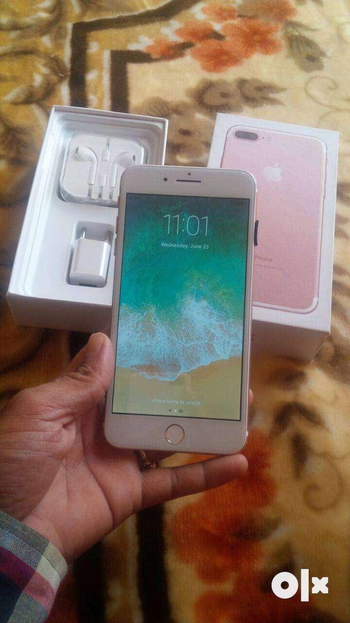 i phone 7 plus good condition model 128gb internal cod yes 0