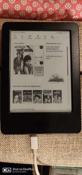 Amazon Kindle basic model