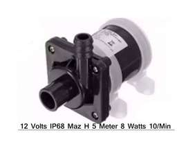 water pump for cooler