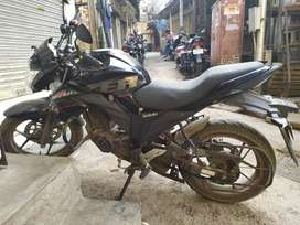 Top condition gixxer. Regularly serviced. Hardy used biked