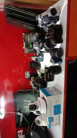 DSLR Camera technician