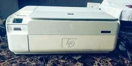 Printer HP Photosmart color printer... wireless