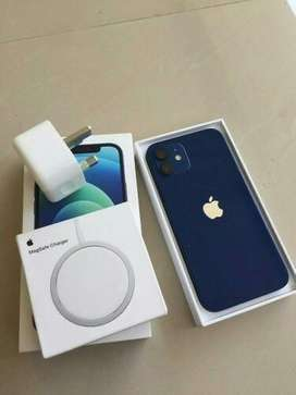 Iphone 12 128gb(blue) 10 month warranty left