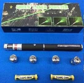 Green Laser Pointer 5 mata Variasi Rp.85.000,-